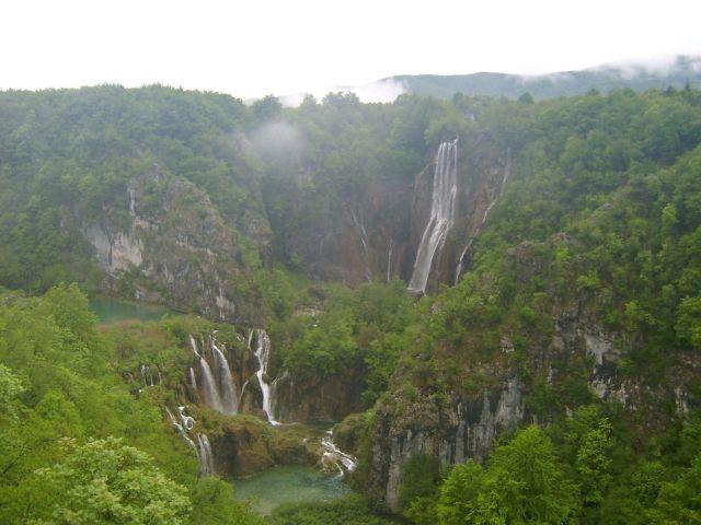 Zdjęcia: Plitwickie jeziora, Dalmacja, Prawie jak nad Amazonką, CHORWACJA