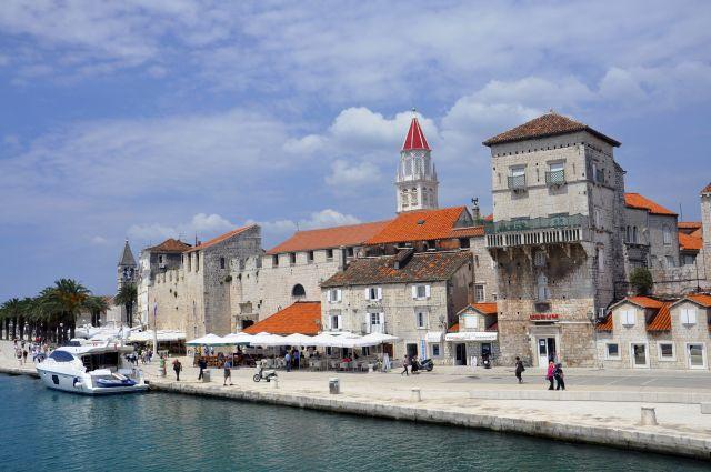 Zdjęcia: Trogir, Dalmacja, Stare Miasto, CHORWACJA