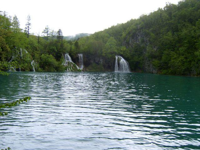 Zdjęcia: Plitwickie Jeziora, Plitwickie Jeziora, jeziorko, CHORWACJA