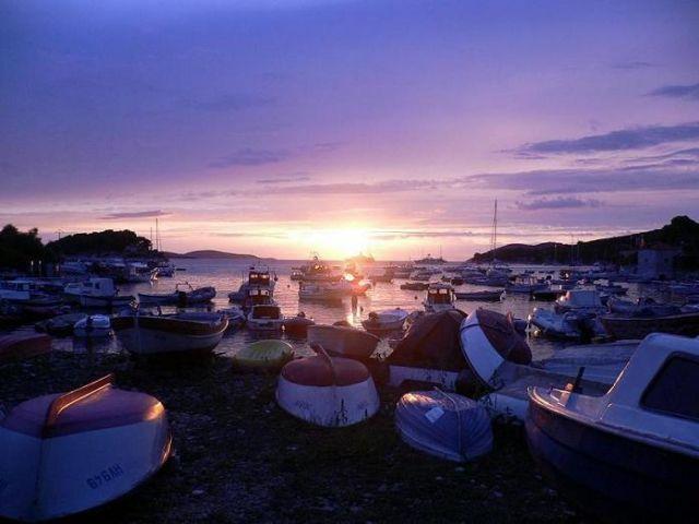 Zdjęcia: Wyspa Hvar, Kraina wrzosu, Zachód , CHORWACJA