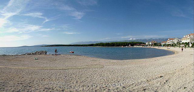 Zdjęcia: Pag, Plaża, CHORWACJA