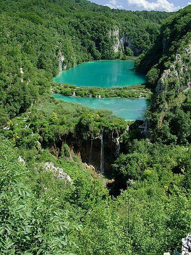 Zdjęcia: Jeziora Plitvickie, Jeziora Plitvickie, CHORWACJA