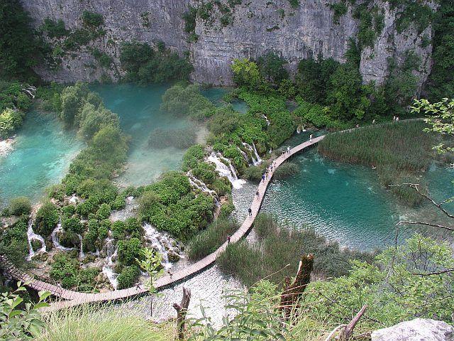 Zdjęcia: Plitvice, Jeziora Plitvickie, CHORWACJA