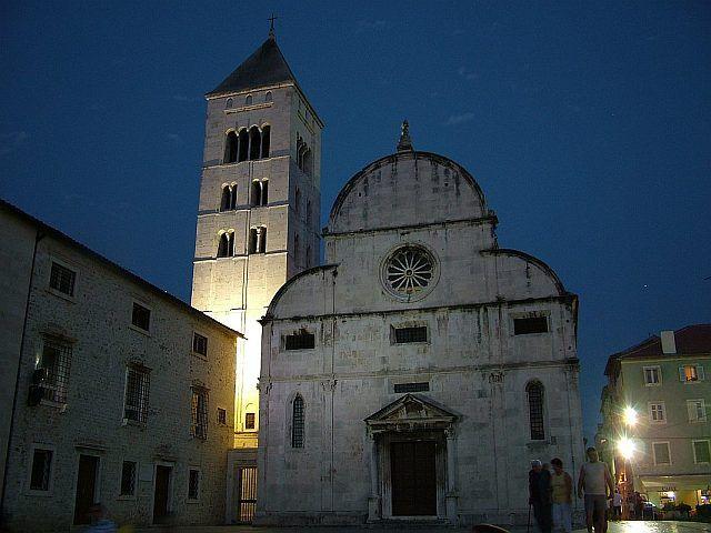 Zdjęcia: Zadar, Starówka, CHORWACJA