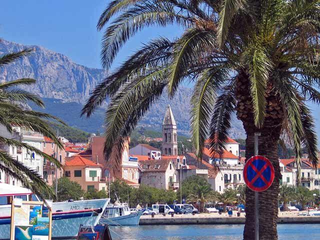 Zdj�cia: Makarska, Widoczek, CHORWACJA