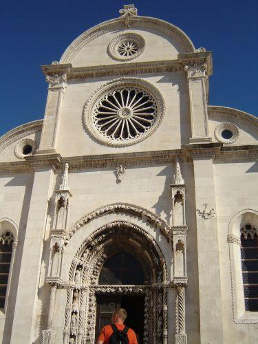 Zdjęcia: Szybenik, Szybenik- katedra, CHORWACJA