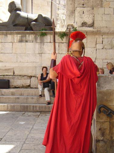 Zdjęcia: Split-pałac Dioklecjana, Split, CHORWACJA