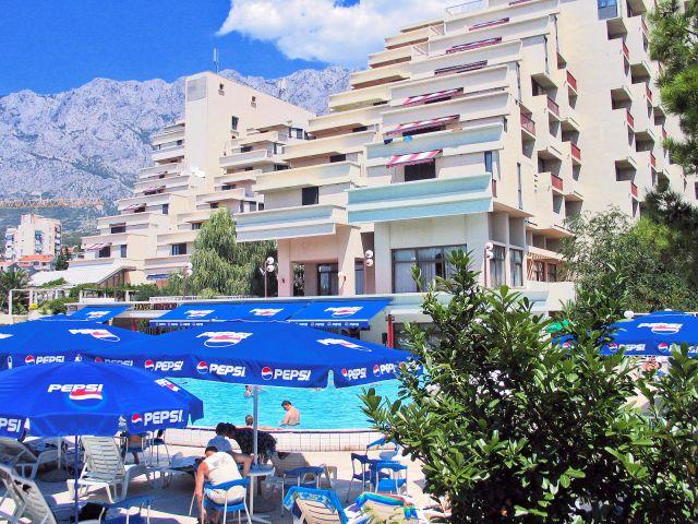 Zdjęcia: Makarska, Hotel, CHORWACJA