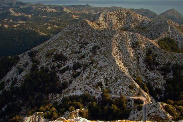 Zdjęcia: Biokowo -to pasmo górskie, położone w środkowej części wybrzeża dalmatyńskiego, Riwiera Makarska, ..., CHORWACJA