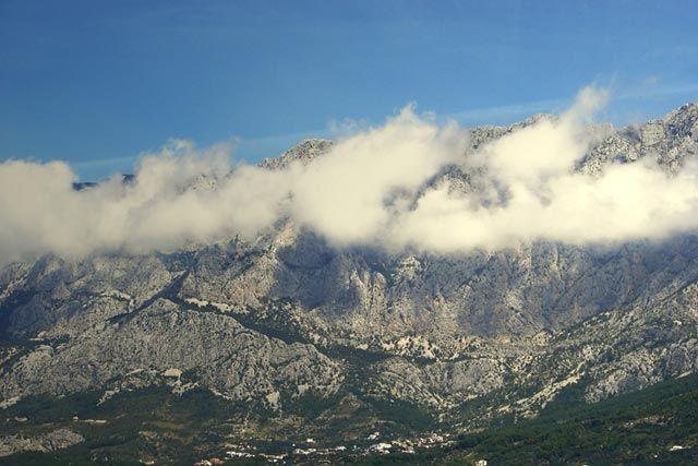 Zdjęcia: Biokowo -to pasmo górskie, położone w środkowej części wybrzeża dalmatyńskiego, Poludniowa Dalmacja -Makarska, ..., CHORWACJA