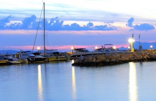 Zdjęcia: Tucepi, Dalmacja, port #2, CHORWACJA