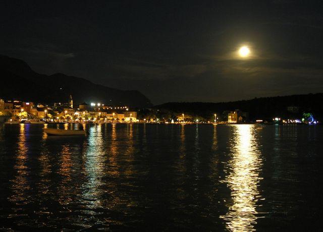 Zdjęcia: Makarska, Dalmacja, port #3, CHORWACJA