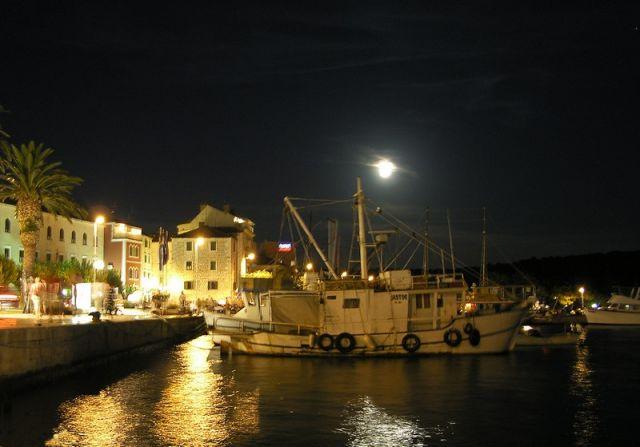 Zdj�cia: Makarska, Dalmacja, port #4, CHORWACJA