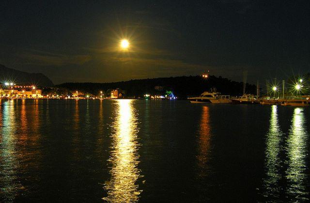 Zdjęcia: Makarska, Dalmacja, port #5, CHORWACJA