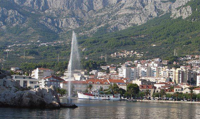 Zdj�cia: Makarska, Dalmacja, ..., CHORWACJA