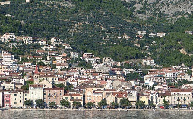 Zdjęcia: Makarska, Dalmacja, ..., CHORWACJA