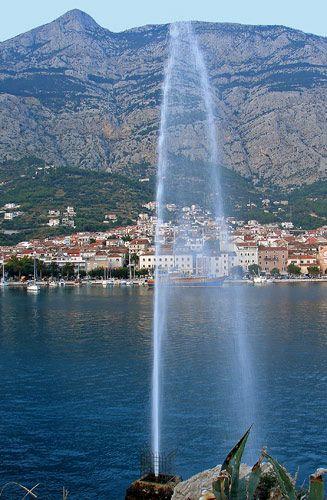 Zdjęcia: Makarska, Dalmacja, ...., CHORWACJA