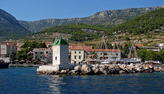 Zdjęcia: wyspa Barc, Dalmacja, ..., CHORWACJA
