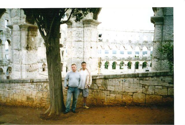 Zdjęcia: Pula, Półwysep Istria, Amfiteatr w Puli, CHORWACJA
