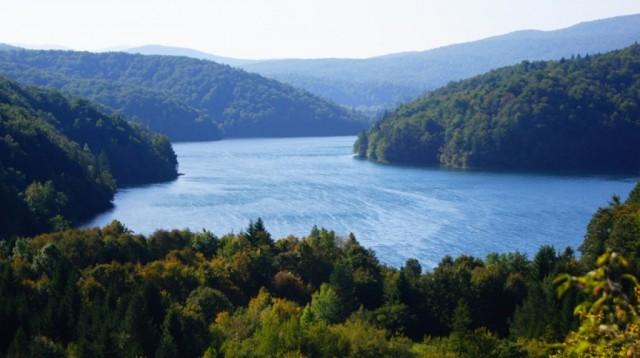 Zdjęcia: Jezioro Górne, Park Narodowy Plitwickie Jeziora, TOYOTA KOBOS ADVENTURE 2014, CHORWACJA