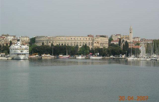 Zdjęcia: Pula, Istria, Stare jak Stary Rzym, CHORWACJA