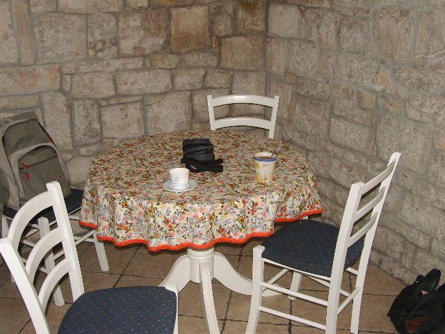 Zdjęcia: Wyspa Mljet, Dalmacja, Przy stole, CHORWACJA