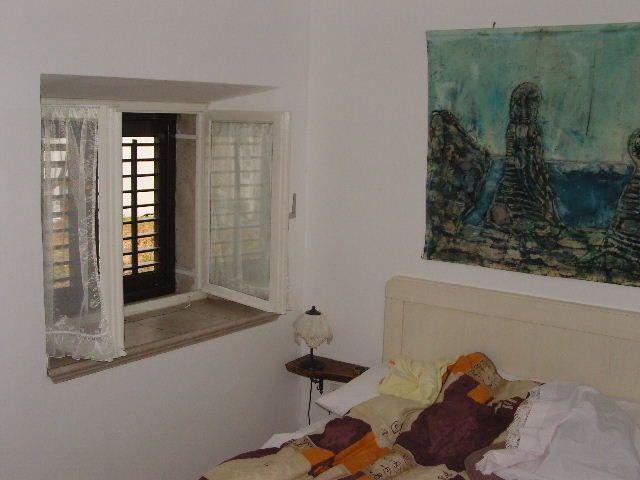 Zdjęcia: Wyspa Mljet, Dalmacja, W sypialni, CHORWACJA