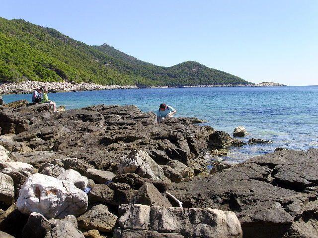 Zdjęcia: Wyspa Mljet, Dalmacja, Koniec wyspy, CHORWACJA