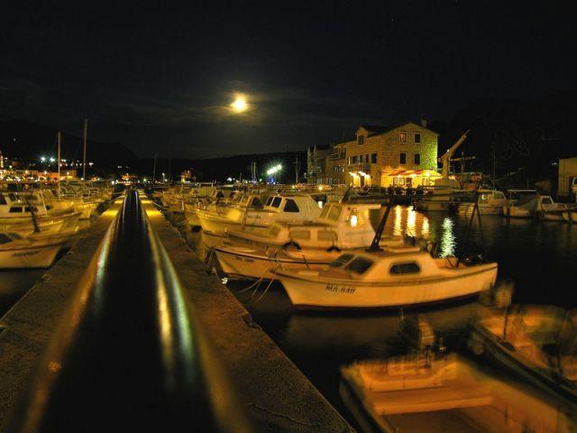 Zdjęcia: Makarska, Dalmacja, Marina, CHORWACJA