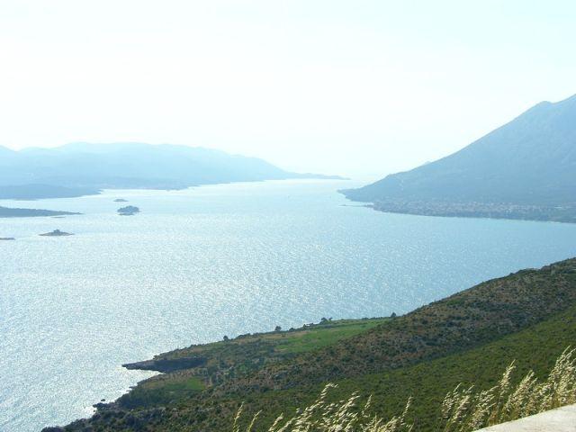 Zdj�cia: Peljesac, Dalmacja, widoczek z brzegu, CHORWACJA