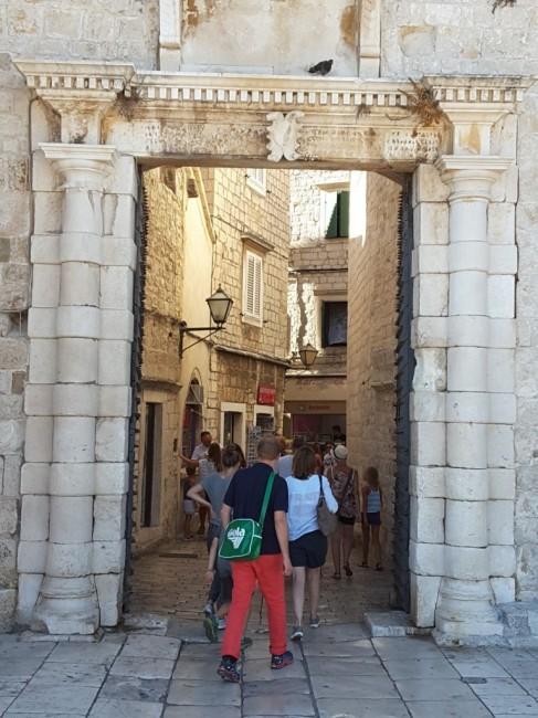 Zdjęcia: Trogir, Dalmacja, Brama Morska, CHORWACJA