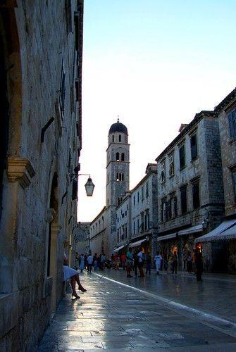 Zdjęcia: Dubrownik, Dalmacja, w mieście, CHORWACJA