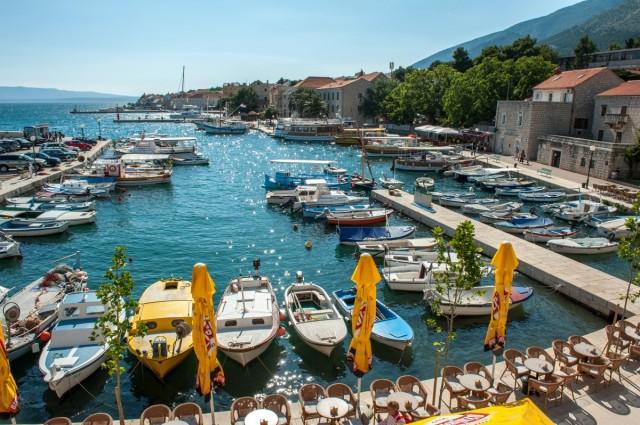 Zdjęcia: Wybrzeże, Istria, Istria - port, CHORWACJA