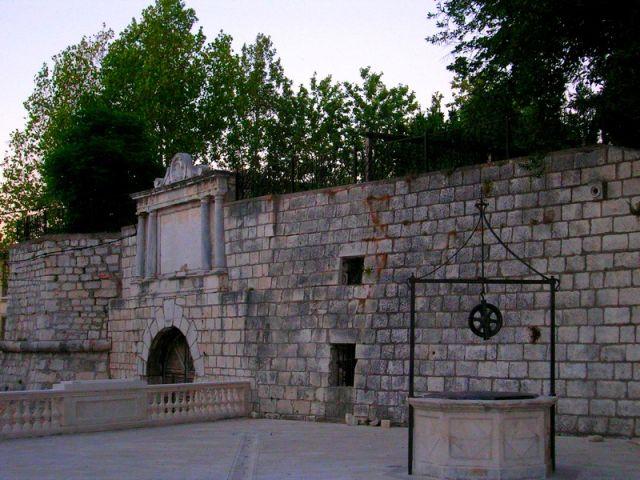 Zdjęcia: Zadar, Dalmacja, w mieście, CHORWACJA