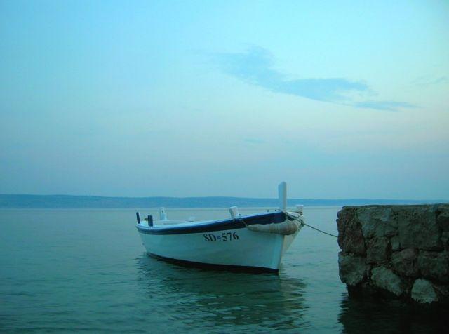 Zdjęcia: Starigrad, Dalmacja, w samotności..., CHORWACJA