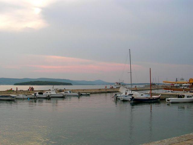 Zdj�cia: Biograd, Chorwacja �rodkowa, Marina, CHORWACJA