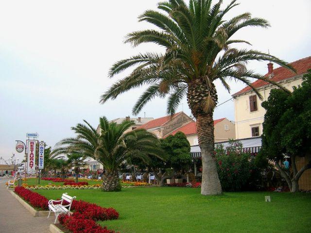 Zdjęcia: Biograd, Chorwacja środkowa, w miasteczku, CHORWACJA