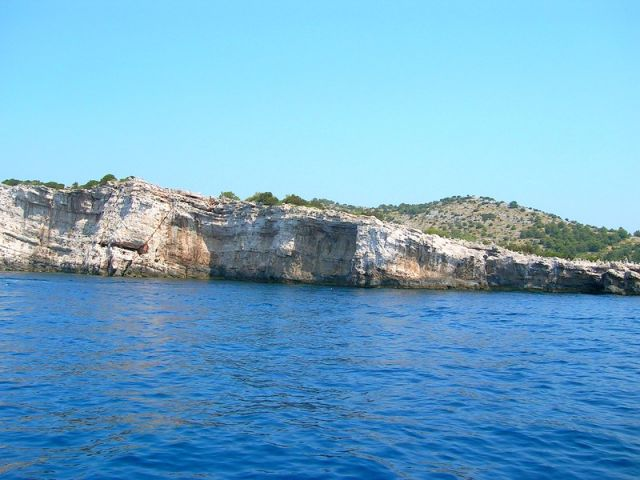 Zdjęcia: Kornati, Dalmacja, na wodzie..., CHORWACJA