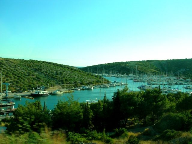 Zdjęcia: Dalmacja, Marina, CHORWACJA