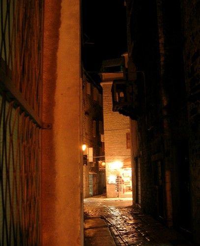 Zdjęcia: Trogir, Dalmacja, w mieście, CHORWACJA