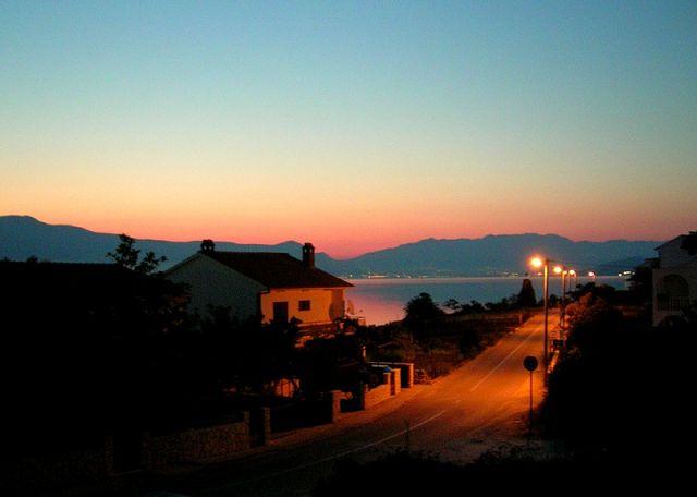Zdjęcia: Slatine, Dalmacja, przed wschodem, CHORWACJA