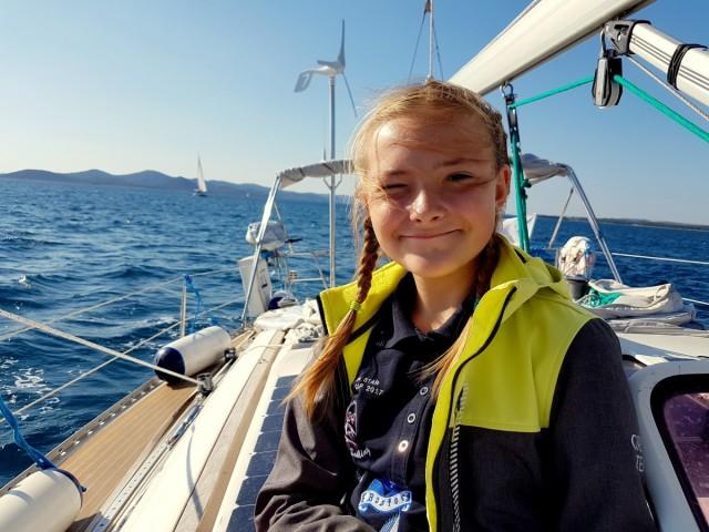 Zdjęcia: Morze Adriatyckie, Kalinka zima i lato 1, CHORWACJA