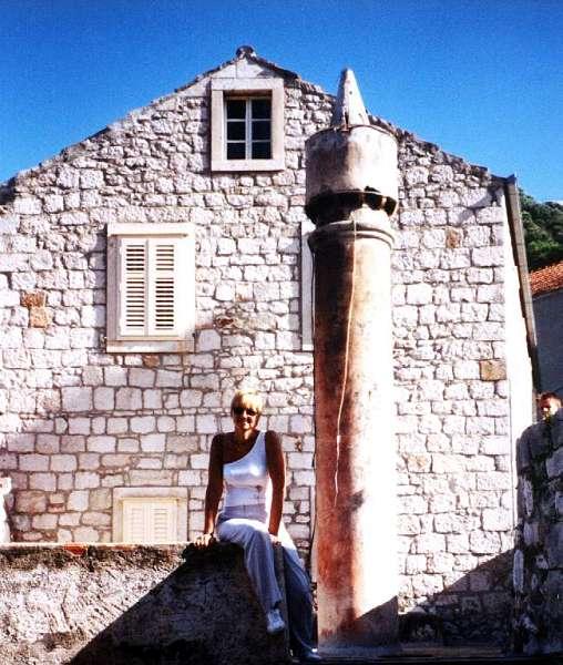 Zdjęcia: Lastovo, Dalmacja, Lastovski komin, CHORWACJA