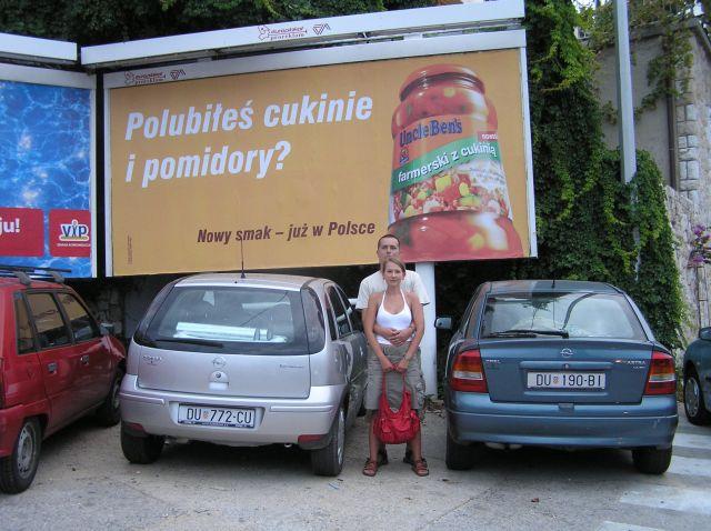Zdjęcia: droga do Dubrownika, Dalmacja, pawie jak w Polsce...., CHORWACJA