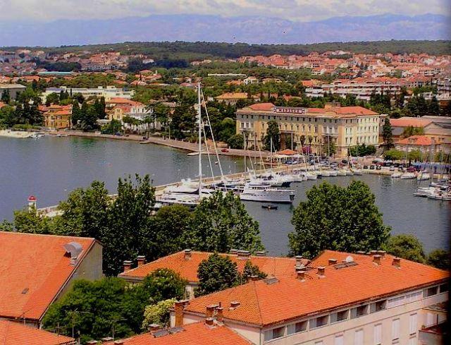 Zdjęcia: Zadar, wspomnienia, CHORWACJA