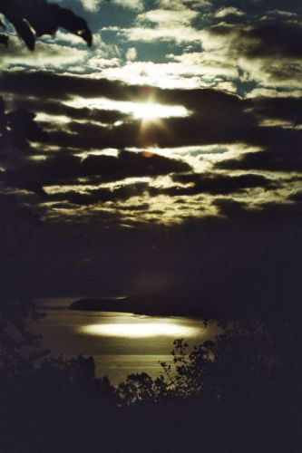 Zdjęcia: półwysep Istria, Istria, rozdarte niebo, CHORWACJA