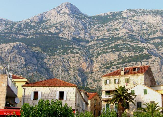 Zdjęcia: Makarska, Dalmacja, bliskość, CHORWACJA