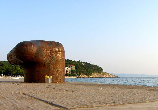 Zdjęcia: Makarska, Dalmacja, cumujemy, CHORWACJA