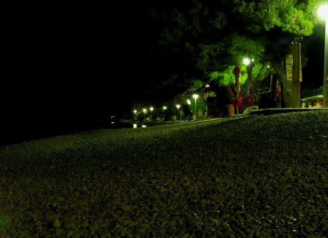 Zdjęcia: Makarska, Dalmacja, na plaży ..., CHORWACJA