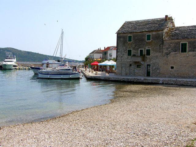 Zdjęcia: Primosten, Chorwacja środkowa, zatoka, CHORWACJA